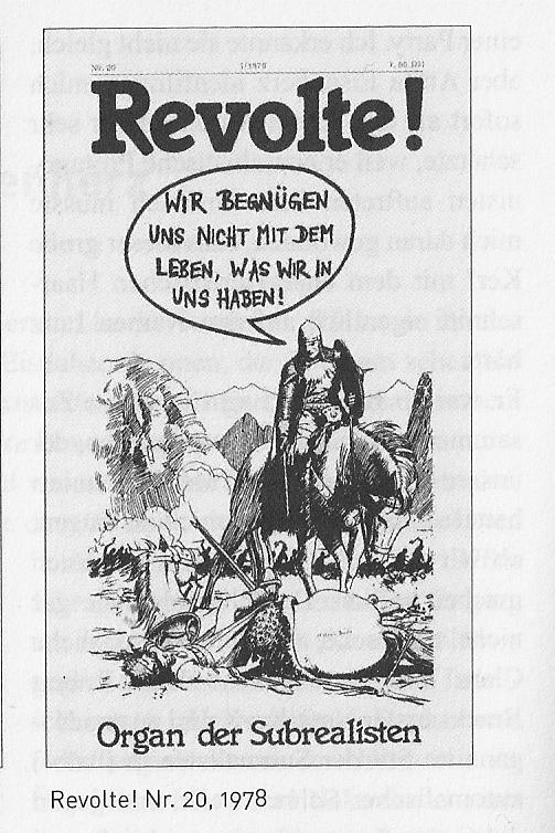 Revolte! 1978 Edition Nautilus