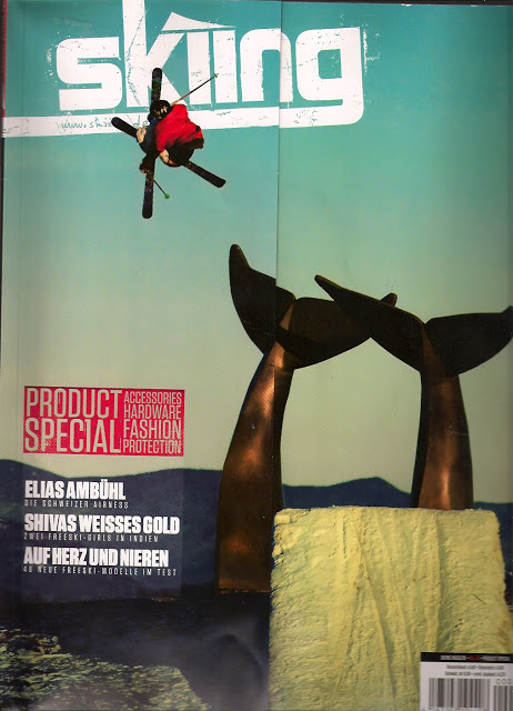 skiing Magazin Product Special 2011