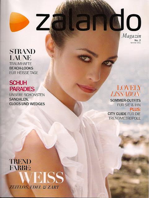 zalando magazin Sommer 2011
